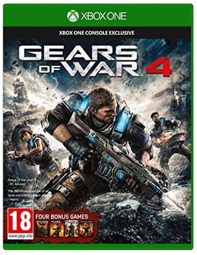 (Amazon UK) Gears of War 4 (Xbox One) für 26,65€ inkl. VSK