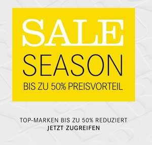 Breuninger End of Season Sales - bis 50% (+ 30% extra)  u.a. Ralph Lauren, Boss, Tommy Hilfiger