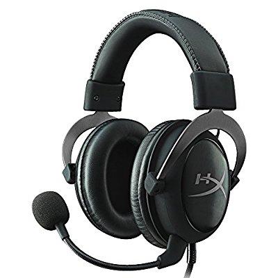 Kingston HyperX Cloud II - Gun Metal | Gaming Headset