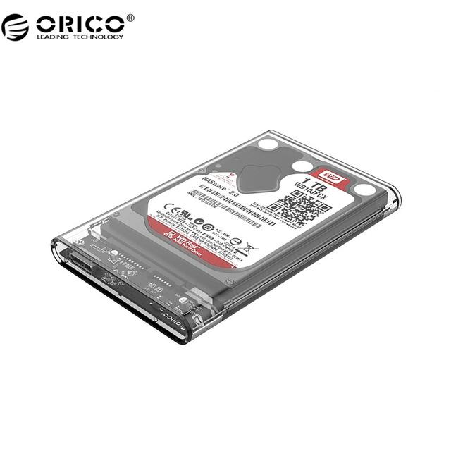 [Zapals] ORICO 2,5 Externes Festplattengehäuse 4,66€