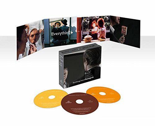 David Bowie Nothing has changed 3er CD Box @amazon.de