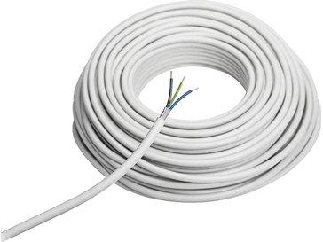 [obi on- und offline] 50m NYM-J 3G1,5mm Feuchtraumleitung (aka Stromkabel) für 15,99; mit Bauhaus Preisgarantie für 14,07 Euro, 5x 1,5 für 21,99 statt 30,16