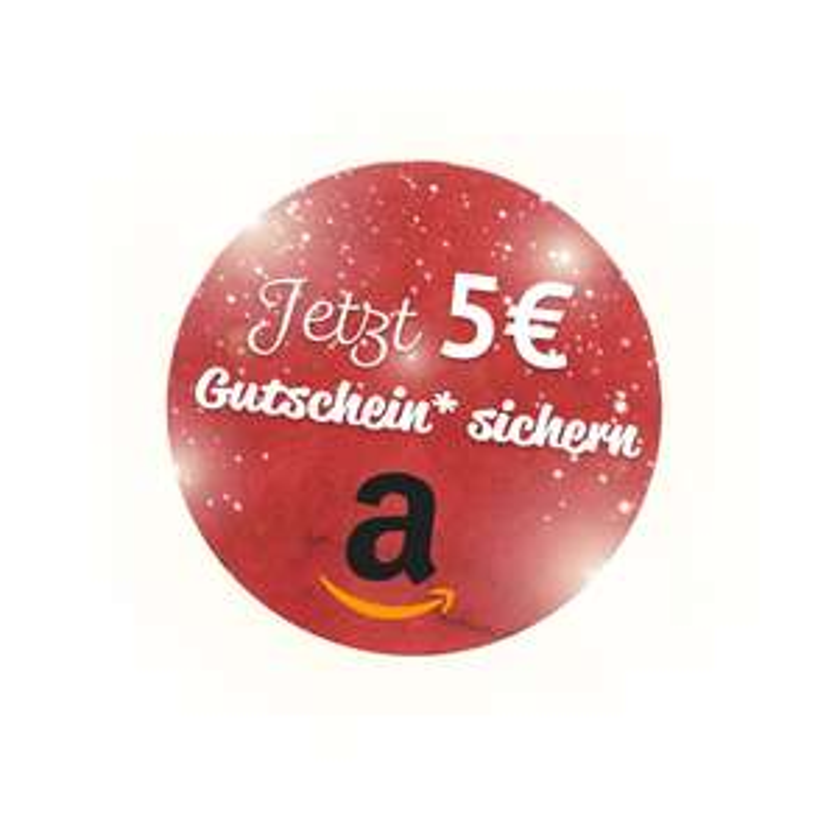5€ Amazon-Gutschein für die ersten 2.000 Newsletter-Anmeldungen