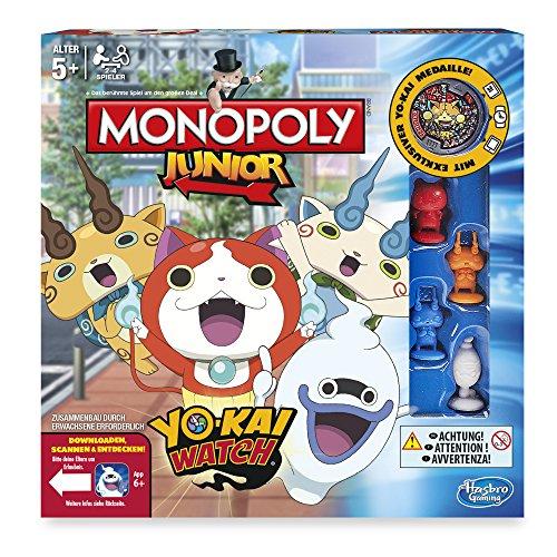 Hasbro Monopoly Yokai Watch Junior für 6,34€ [Amazon Prime]