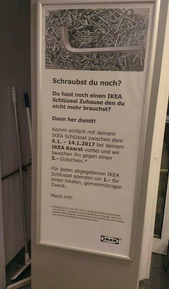 5 € Gutschein [IKEA Kaarst]