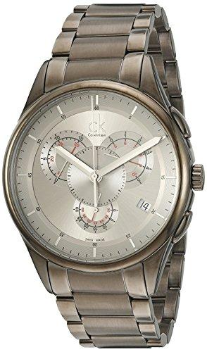 [amazon.de] Calvin Klein Herren-Armbanduhr K2A27926