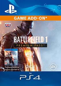 [Amazon.co.uk] Battlefield 1 Premium / Season Pass DLC PS4 & Xbox One