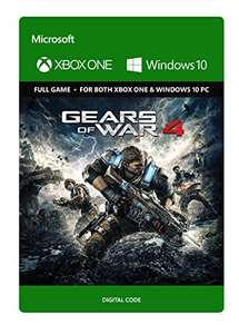Gears of War 4 (Xbox One / PC = Play Anywhere) für 29,39€ [Amazon.co.uk]