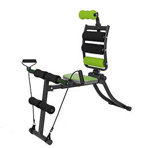 Body Fitnessgerät 6in1 Bauch Rücken Core Trainer