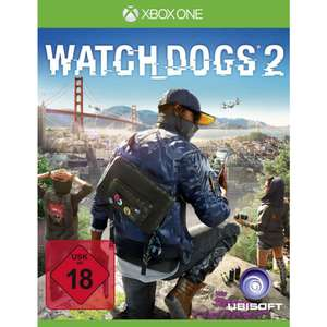@Müller Watch Dogs 2 XBox One für 36 Euro mit 10% Rossmann Coupon