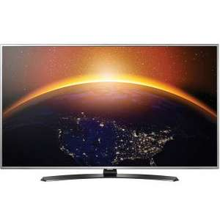 "[Redcoon] LG 43UH668V UHD TV (Flat, 43 Zoll, UHD 4K, SMART TV) EEK: A+, Silber (49"" 49UH668V für 818€)"