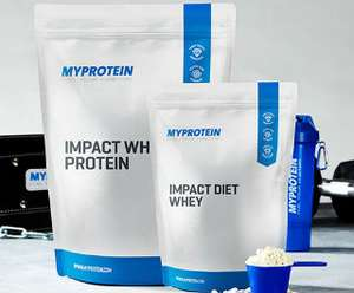 [Myprotein] Heute 30% auf alles + 10% Cashback obendrauf über shoop.de = satte 37% sparen