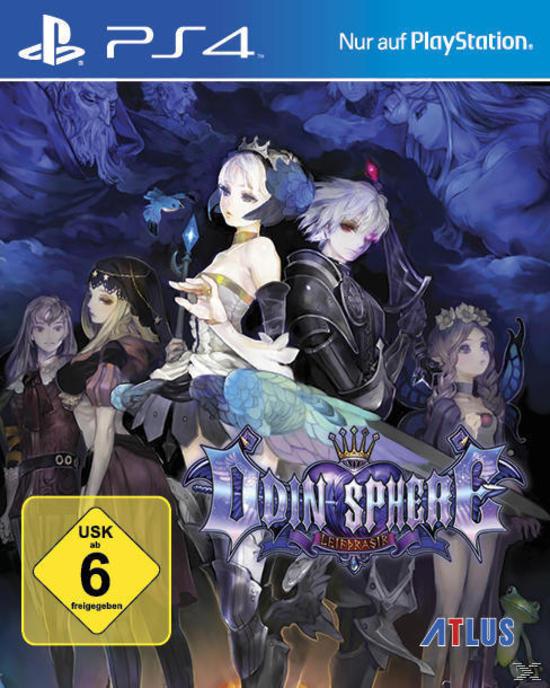 [Gamestop offline] Odin Sphere: Leifthrasir (PS4/PS3/PSVita) für 29,96€/14,96€/9,96€