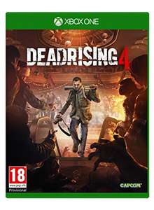 Amazon.co.uk - Dead Rising 4 XBox One für 31,30€