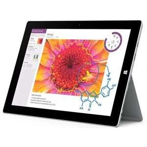 "Microsoft Surface 3, Atom x7-Z8700, 10,8"" Display - 1920x1280 mit Digitizer, 2GB RAM, Windows 8.1 Pro - 333€ ebay/deltatec"