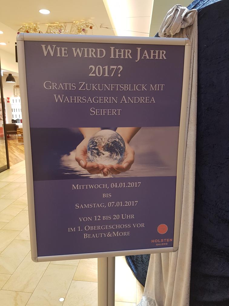 Lokal: Gratis Zukunftsblick bis zum 07.01.