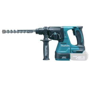 [amazon.co.uk] Makita  DHR242Z 18V Li-ion SDS Plus Brushless Bohrhammer Sologerät für 163,57€