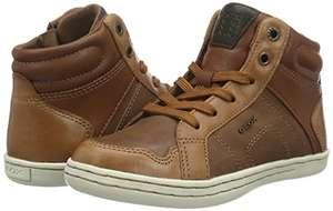 Geox Jungen Jr Garcia Boy C Hohe Sneakers @Amazon - EUR 22,49