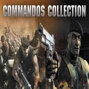 [STEAM] Commandos: Complete @ Gamersgate für 1,80€