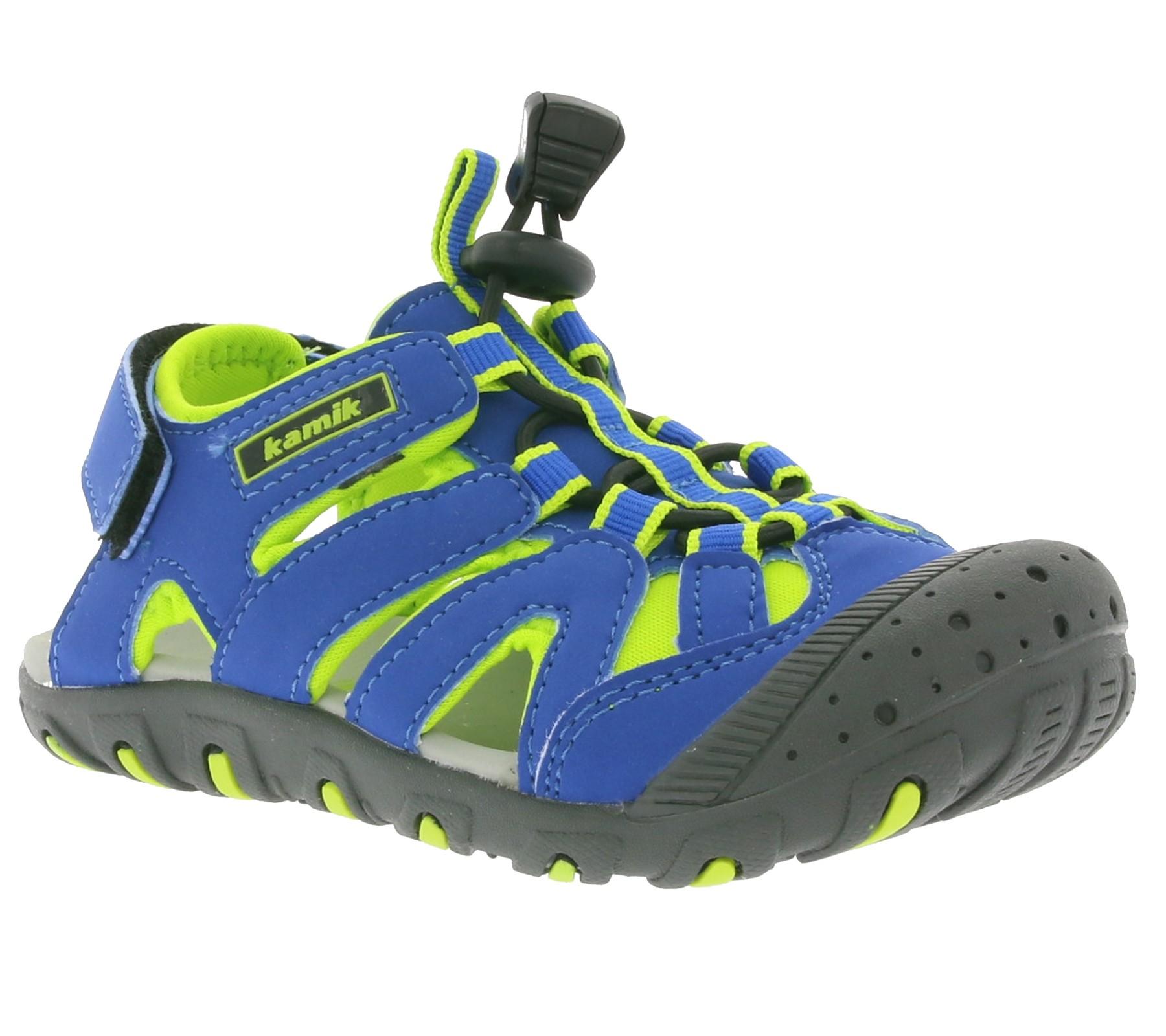 Kamik Oyster Kinder Trekking-Sandalen verschiedene Größen für 9,99€ bei [Outlet 46] bis zu 78 % Ersparnis