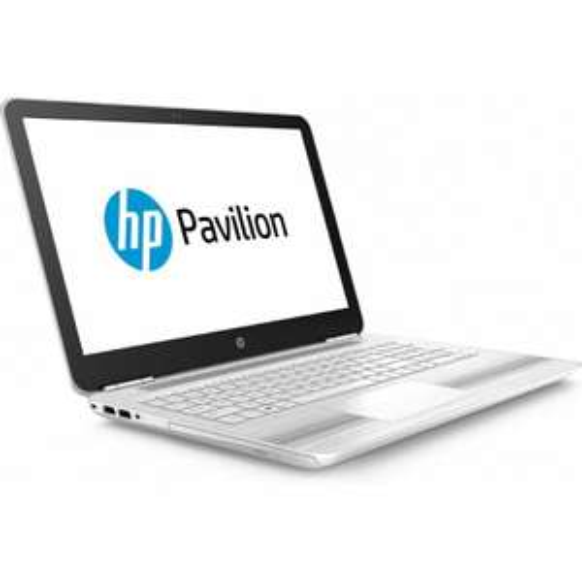 HP Pavilion 15-au109ng Notebook weiss i5-7200U SSD Full HD Windows 10  ++ sehr gute Akku Laufzeit