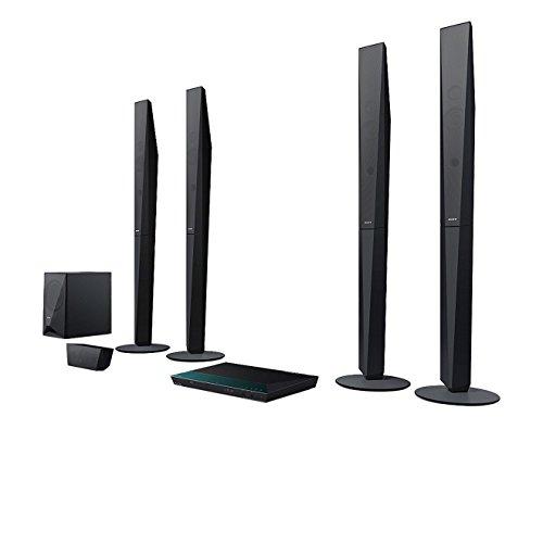 [Amazon Blitzdeal] BDV-E6100 5.1 Blu-ray Heimkinosystem (1000 Watt, 3D, WLAN, Bluetooth, Smart TV, NFC schwarz)
