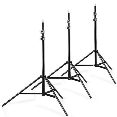 Walimex WT 806 Lampenstativ 3er Set Amazon Winter Angebot