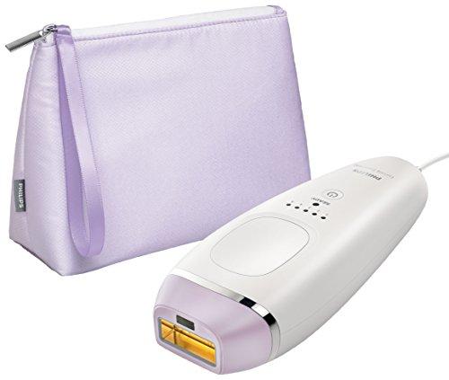 Philips BRI863/00 IPL Haarentfernungssystem Lumea Essential, weiß / lavendel (amazon.es)