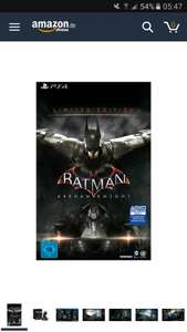 Amazon Whd Arkham Knight Ps4 collectors edition