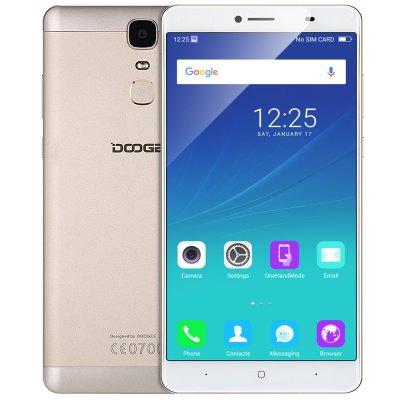 """[gearbest] Doogee Y6 Max - 6,5"""" FullHD, 4300mAh Akku, 3GB/32GB, Android 6.0, DualSIM / microSD Slot, 13MP, LTE (inkl. Band 20)"""