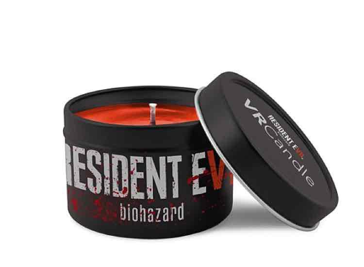 Resident Evil 7 4D Kerze