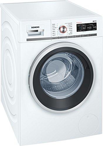 [Amazon] Tagesdeal: Siemens iQ700 WM14W5FCB iSensoric Premium-Waschmaschine / A+++ / 1400 UpM / 9 kg / Weiß / SpeedPerfect / AquaStop / Antiflecken-System