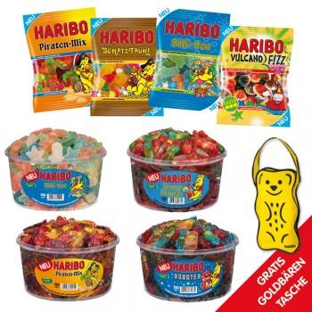 [HARIBO Online-Shop] Neuheiten-Paket 2017 für 19,99 €
