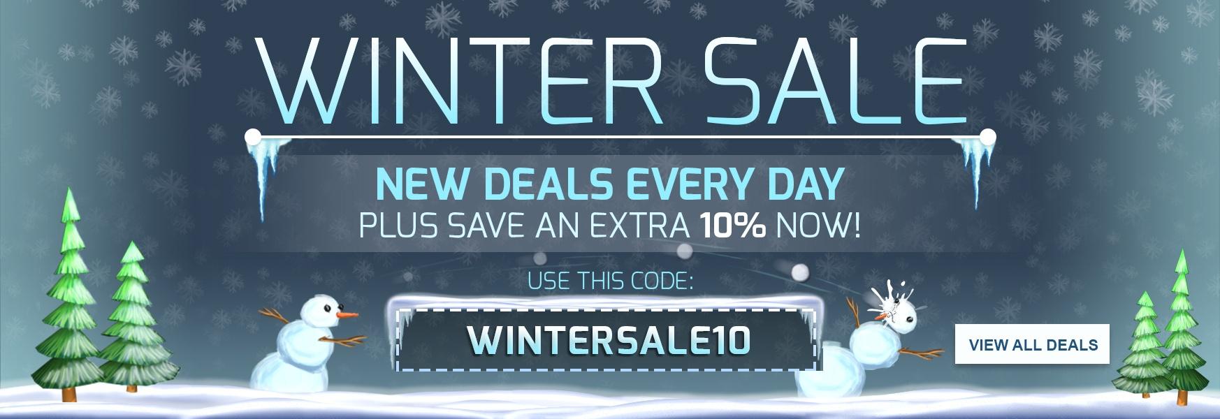 BundleStars Winter Sale Encore, z.B. Darksiders Warmastered Edition (Steam) für 3,99 EUR, uvm.