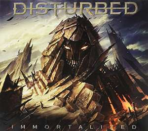 Disturbed - Immortalized (Deluxe Edition) auf CD & per MP3 für 10,49€ @ Amazon