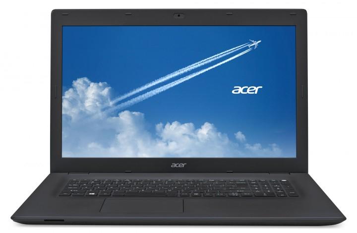 "Acer TravelMate P277-M-75HC für 777€ @ Comtech - 17.3"" FullHD Notebook mit Core i7-5500U, 8GB RAM, 256GB SSD + 1TB HDD"