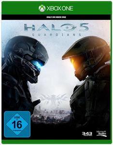 Halo 5: Guardians für 16,89€ [Computeruniverse]