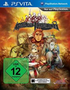 Grand Kingdom [PS Vita] lokal bei Gamestop 4,96€ (Idealo 38,99€)