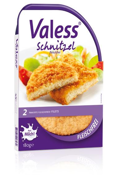 [LIDL] 2 Packungen Valess Fleischfreie Schnitzel/Filets für 1,99€