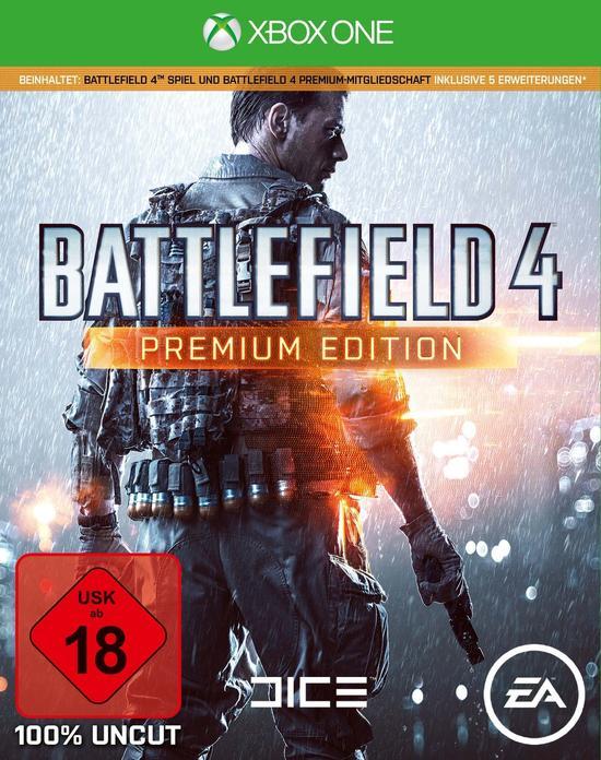 (GameStop Filiale) Battlefield 4 Premium Edition (Xbox One) für 14,96€