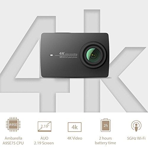 Yi 4k Actioncam für 219,66 inkl. Versand im Amazon.es Blitzangebot