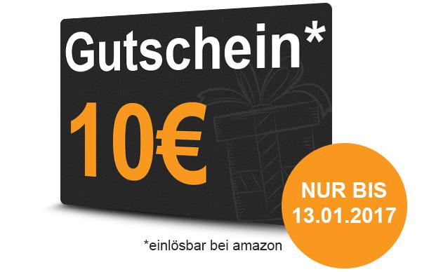 10€ Amazon Gutschein + 1 Jahr Auslandskrankenversicherung [Studenten]