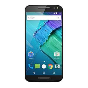 Motorola Moto X Style LTE (5,7'' QHD IPS, Snapdragon 808 Hexacore, 3GB RAM, 32GB eMMC, 21MP + 5MP Kamera, 3000mAh mit Quick Charge, Android 6 -> 7) für 254,07€ [Amazon.fr]