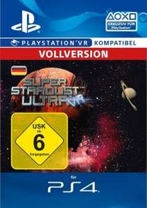 Super Stardust Ultra VR (PS4) für 11,96€ [Amazon Prime]