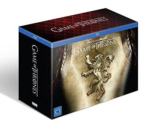 Game of Thrones Ultimate Collector's Edition Staffel 1-6 mit Night King Figur + Fotobuch + Bonusdiscs (exklusiv bei Amazon.de) [Blu-ray] [Limited Edition]