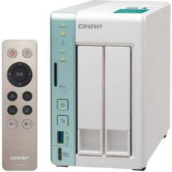 QNAP TS-251A-4G NAS System 2-Bay für 299,- € statt 318,19 €