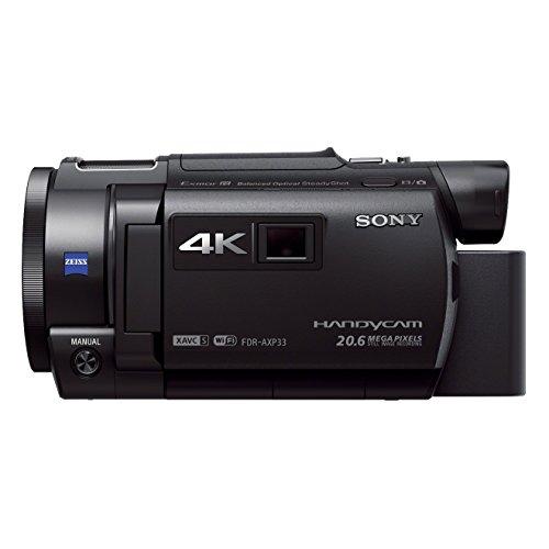 Amazon Blitzdeal: Sony FDR-AXP33 kompakter 4K Camcorder für 678€, PVG liegt bei 1145€
