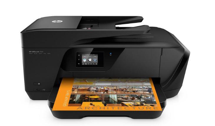 HP Officejet 7510 (G3J47A) A3 Multifunktionsdrucker  - 30€ Cashback