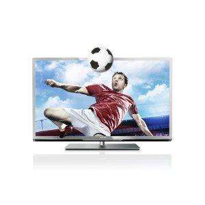 Philips 46PFL5507K/12 117 cm (46 Zoll) 3D LED-Backlight-Fernseher & Philips BDP3280/12 3D-Blu-ray-Player für 894,55 €