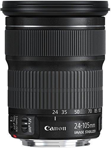 Canon EF 24-105mm f3.5-5.6 IS STM Objektiv für 299,92€ [Amazon.fr]